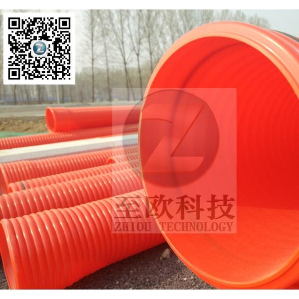 HMPVC双壁波纹管、HMPVC电力管、HMPVC电缆导管