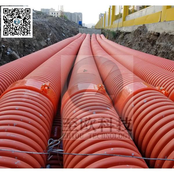 IBF双壁波纹管/IBF电缆导管/IBF实壁管