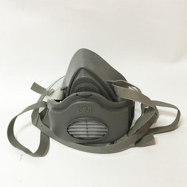 3M3200 防护面具主体 专业防尘防护面罩