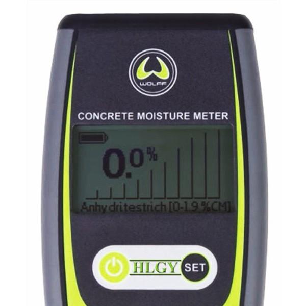 德国WOLFF沃尔夫湿度检测仪V1-D4