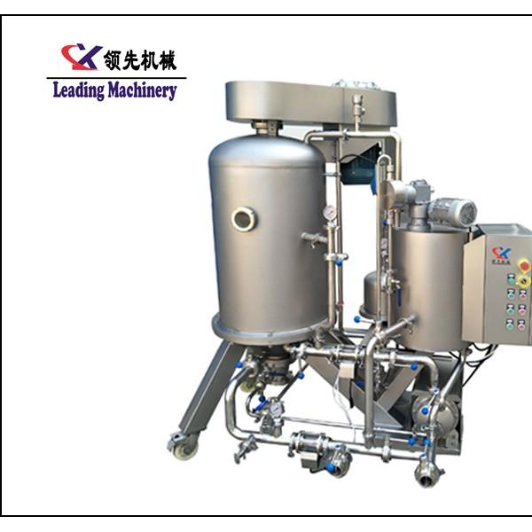 供应新乡领先专业制造圆盘式硅藻土过滤机