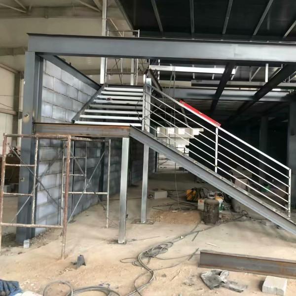 北京专业钢结构安装钢结构设计仓库搭建钢结构货架