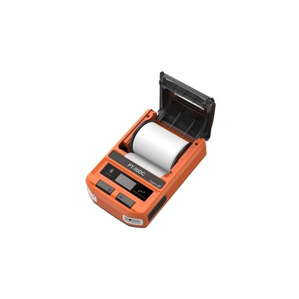 普贴PT-50DC线缆标签机热敏票据打印机