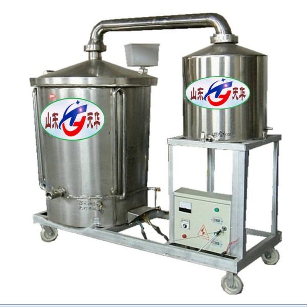 纯粮自酿酒设备 白酒蒸酒设备价格