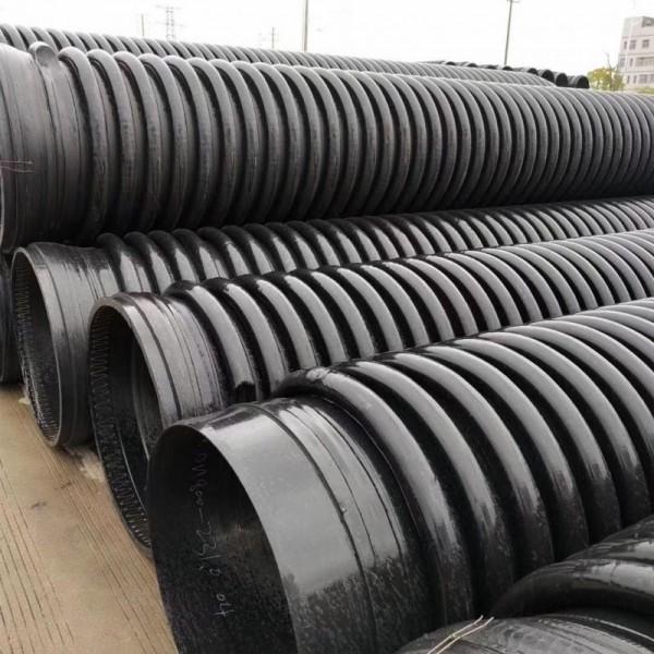 江西HDPE缠绕增强B型管 厂家直销