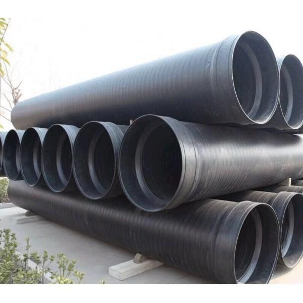 江西HDPE中空壁缠绕增A型管 厂家供应