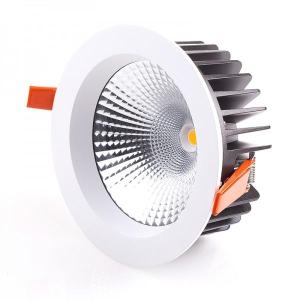 高品质LED筒灯4寸20W工厂直销