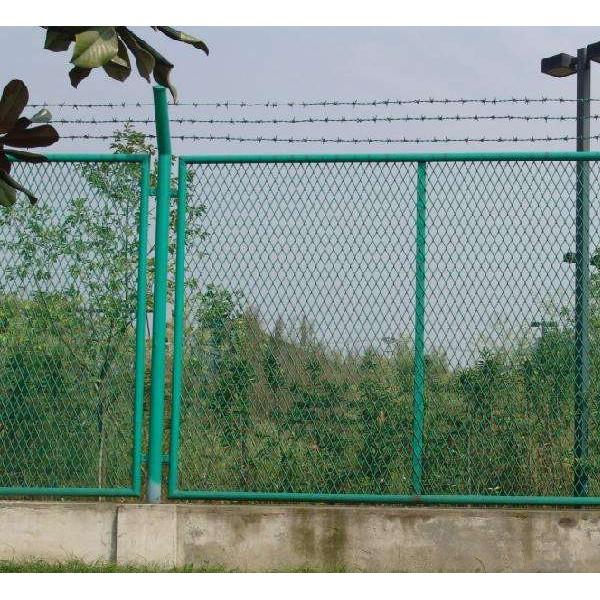钢板网围栏保税区围栏网海关围港口码头围栏
