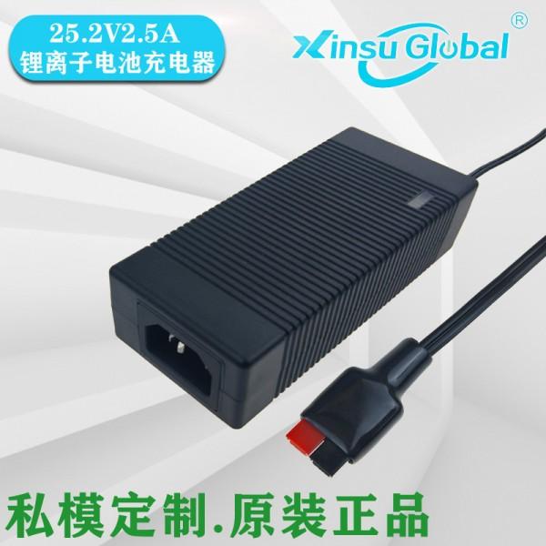 25.2V2.5A充电器ErP能效Eu2019/1782标准