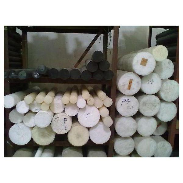 化工排污HDPE棒白色PE棒厂家拉伸性好聚乙烯棒供应