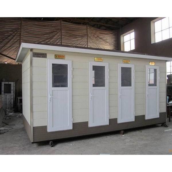 工地豪华移动公厕景区厕所旅游公厕拖车式公共厕所卫生间洗手间