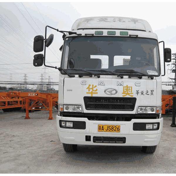 广东佛山港口出口拖车