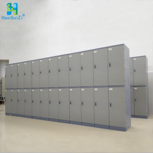 好柜子(广东)ABS塑料更衣柜 塑料储物柜生产厂商