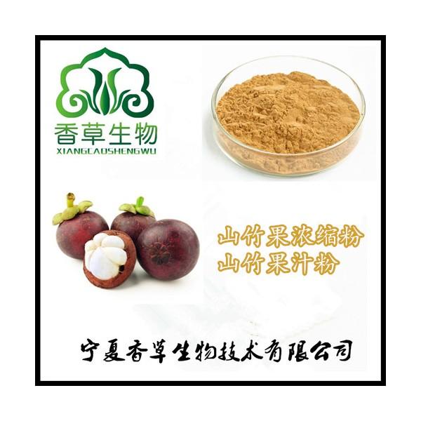 山竹果粉饮品原料 供应山竹果汁粉130目 山竹浓缩粉水溶型