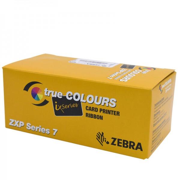 Zebra斑马ZXP7证卡打印机专用色带 证卡机彩色色带