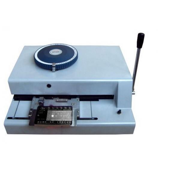 凸字压印机系列 奥希尔手动凸字打码机供应批发