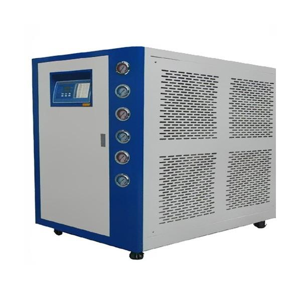 反应釜发酵罐专用冷水机 工业降温冷水机