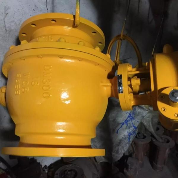涡轮固定式球阀-固定式法兰球阀卸灰球阀厂家