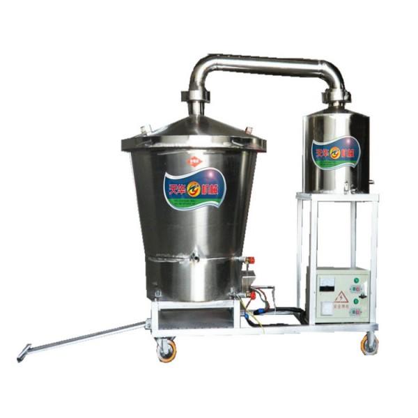 家用作坊式蒸酒机一锅蒸粮50斤