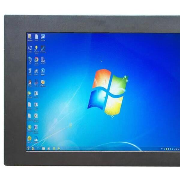 深圳工控12.1寸液晶显示器 VGA和DVI接口厂家