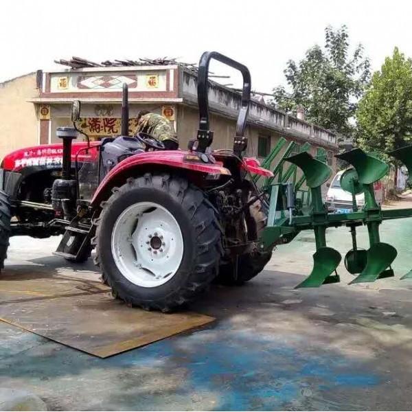 宁夏农耕液压犁优质深耕拖拉机带双面犁批发价