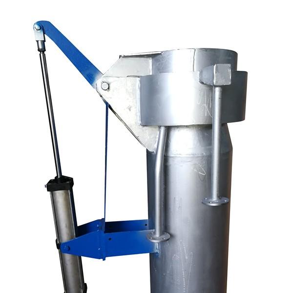 供应FS46HL-1.5气动水封炉顶放散阀