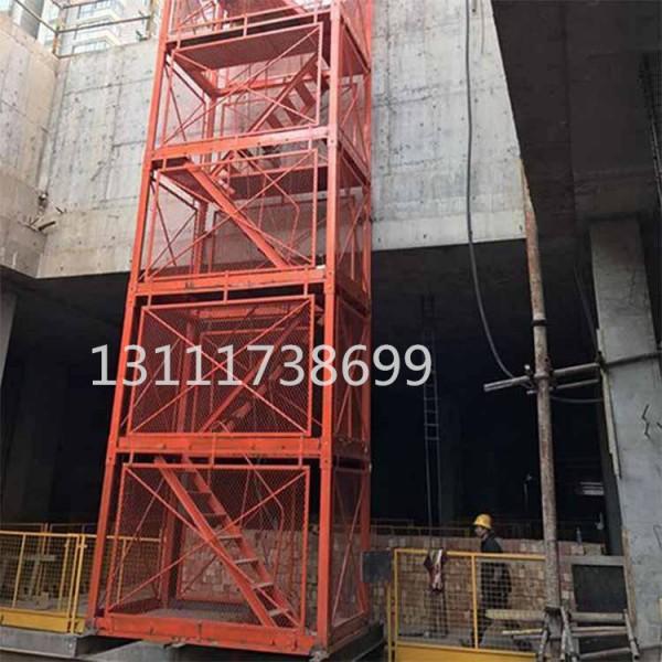 生产批发桥梁施工稳固爬梯 螺丝杠底座安全爬梯 框架式方管梯笼