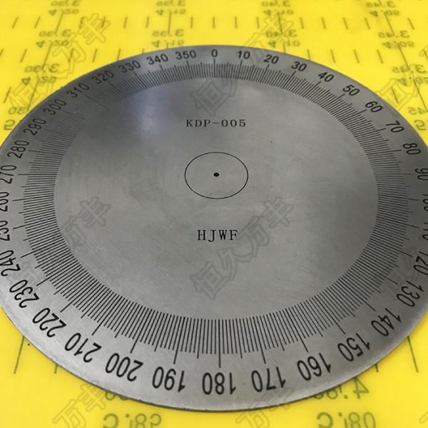 直尺  刻度盘度盘 圆角度台分度盘带螺孔盘