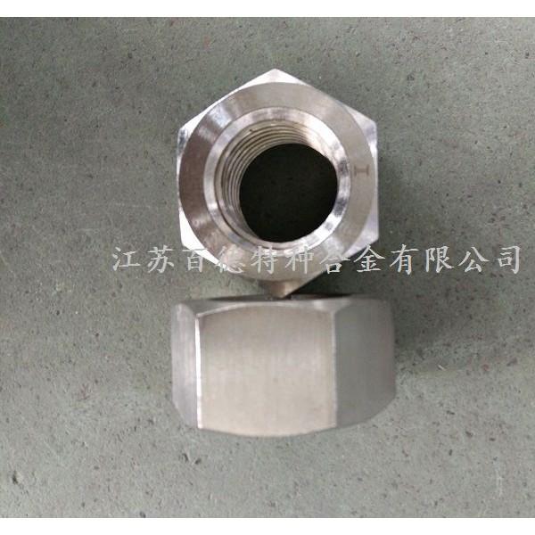 尼可尔Nickel(N02200/2.4060)外六角螺母