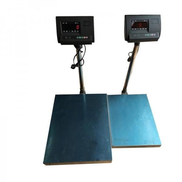 100kg1g高精度台秤工业计重高精度台称150kg1g台秤