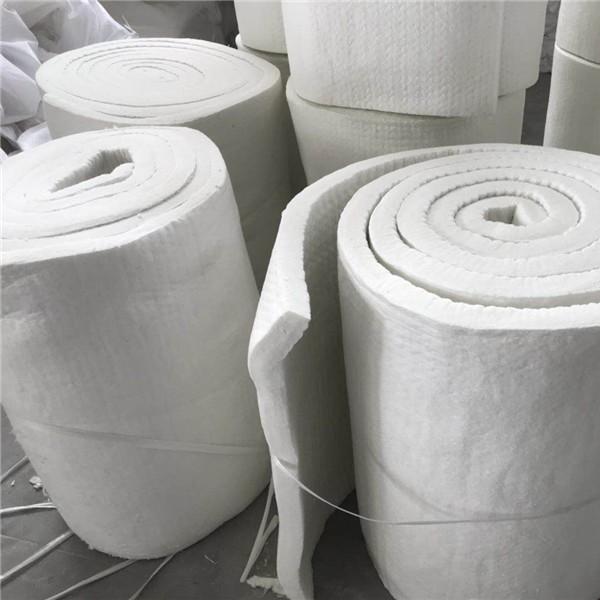 热风炉陶瓷纤维毯管道保温毯