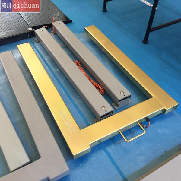 500公斤条形电子秤,1t条形地磅,2吨不锈钢条形称