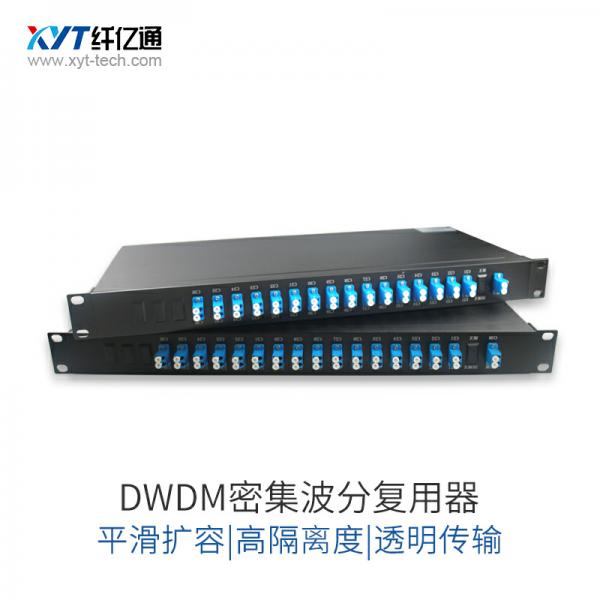 纤亿通DWDM 无源波分复用器C15~C62/H15~H62
