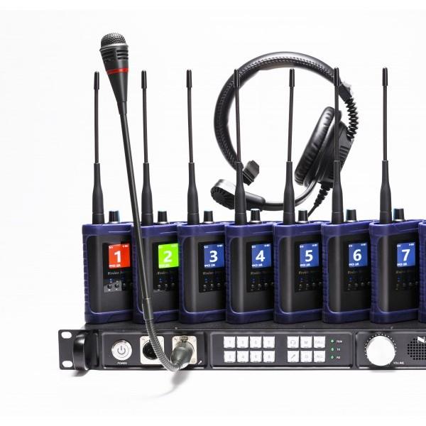 无线全双工内部通话系统FDI-BS350