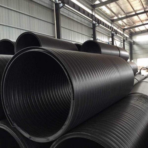 中空壁缠绕管污水管湖南特产DN400