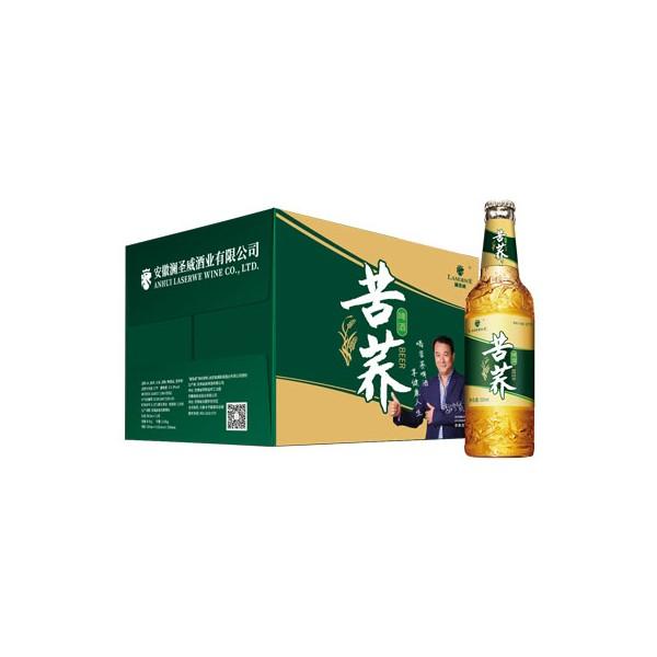 澜圣威苦荞啤酒招商