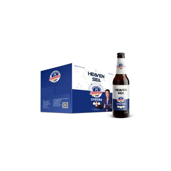 天之海苦荞原浆啤酒招商中