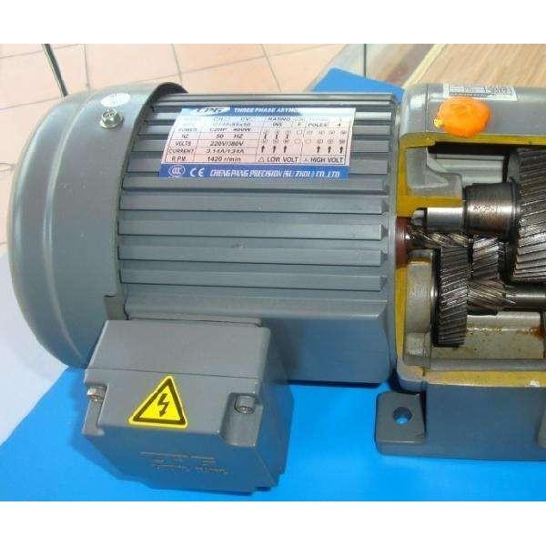 台湾晟邦齿轮减速电机380V卧式CH立式CV三相调速变频刹车