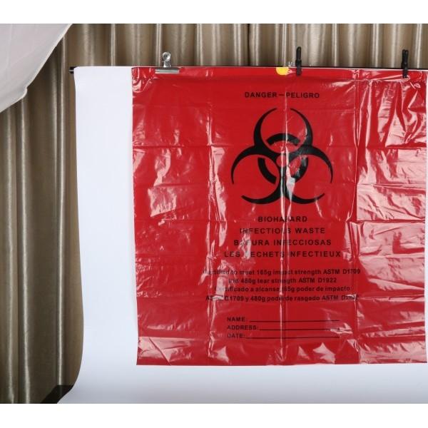 医疗垃圾袋颜色分类及医疗废物分类介绍