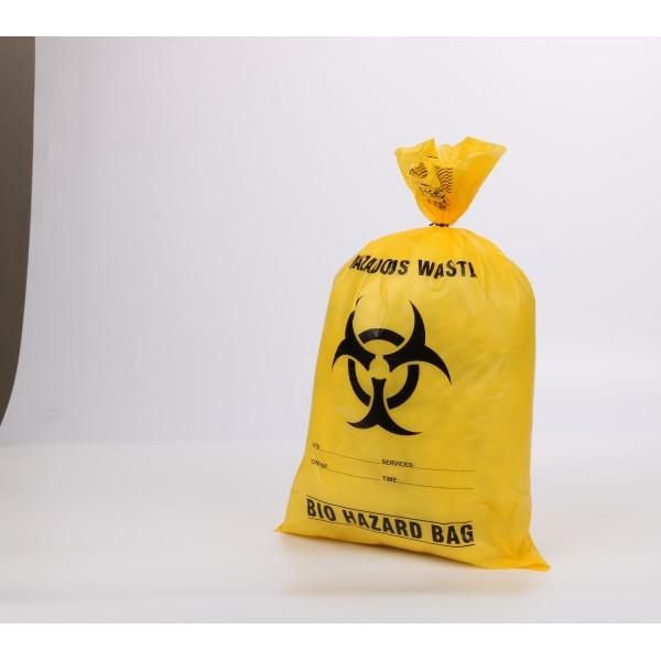 医疗垃圾袋材质及特点介绍