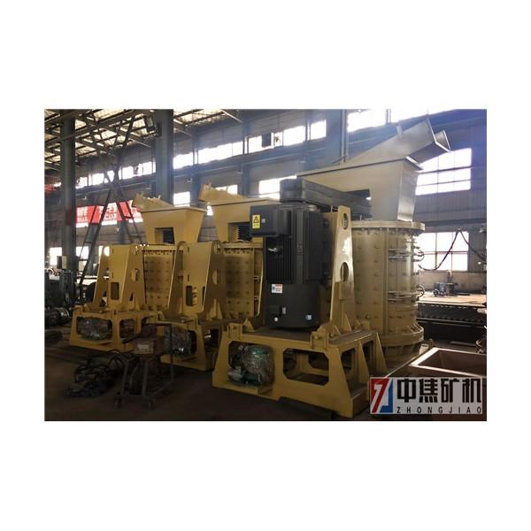 河南厂家提供数控制砂机花岗岩制砂专用设备