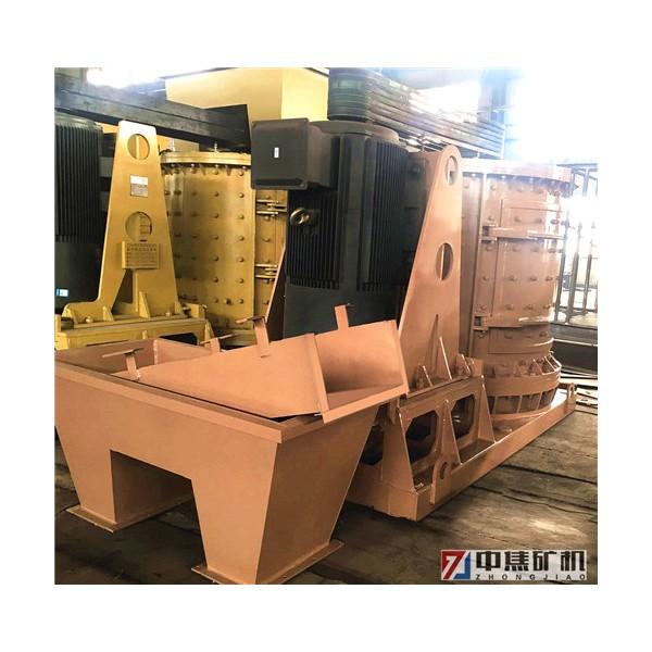 郑州厂家提供数控制砂机花岗岩制砂专用设备