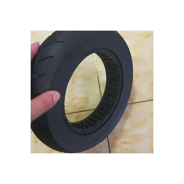 电动滑板车免充气避震实心轮胎