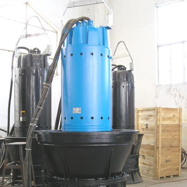 无过载10KV高电压潜水混流泵