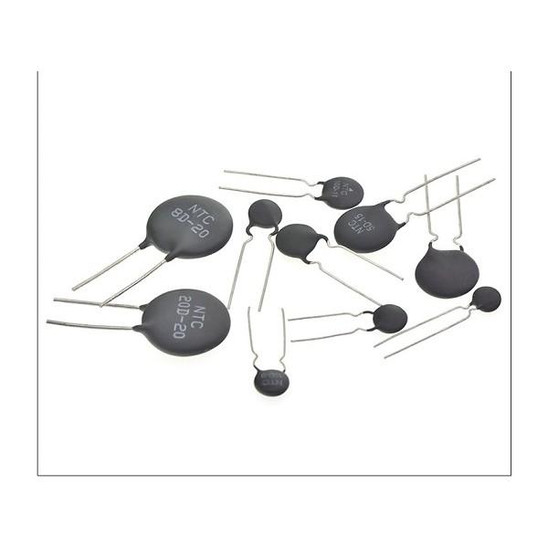 NTC2.5D-20热敏电阻铜脚2.5欧姆20mm现货