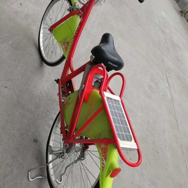 供应新一代智能共享单车,城市公共自行车