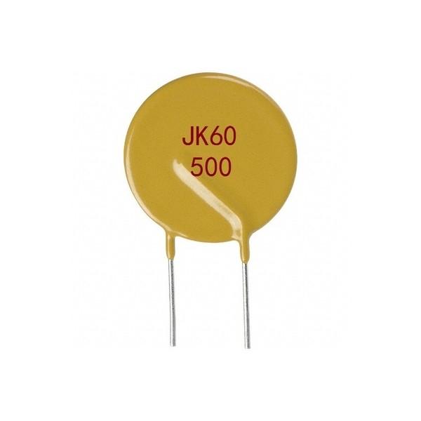 自恢复保险丝JK600-200U金科直插600V现货