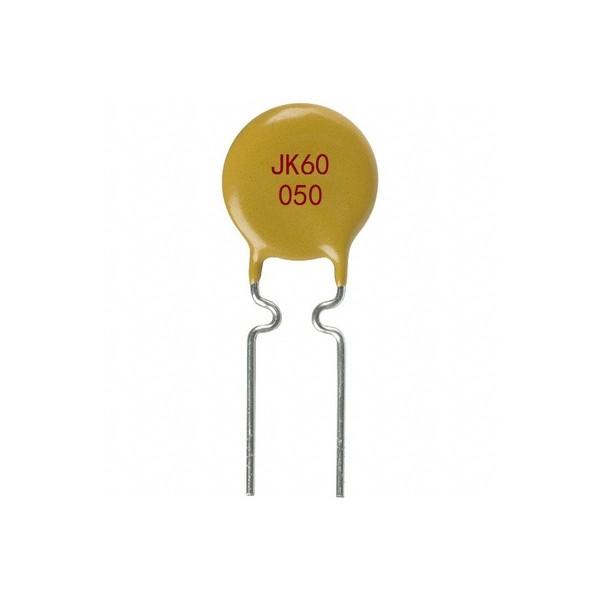 JK60-050自恢复保险丝0.5A无铅环保优质现货