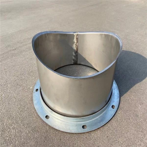 高明生产镀锌螺旋风管 高明马鞍接口销售 佛山天圆地方厂家