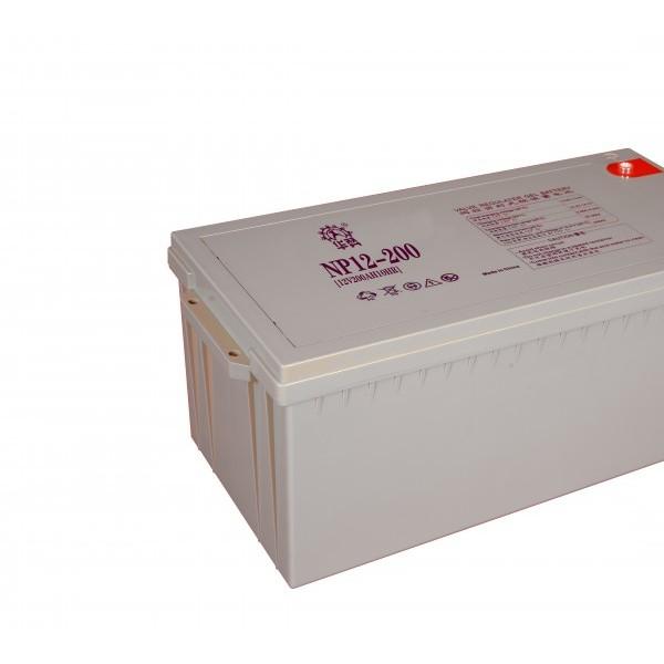 华羿12V200AH 阀控密封式铅酸蓄电池